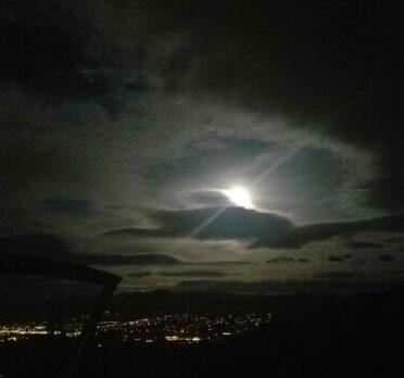 full moon over missoula